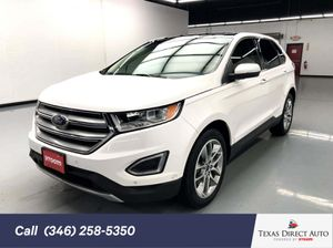 2017 Ford Edge for Sale in Stafford, TX