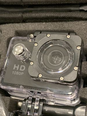 Action Camera 1080P 12MP Like gopro for Sale in New Port Richey, FL