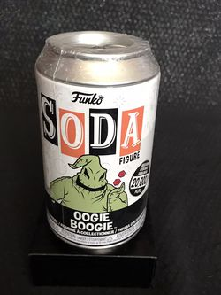 OOGIE BOOGIE SODA CAN POP UNOPENED for Sale in Claremont,  CA