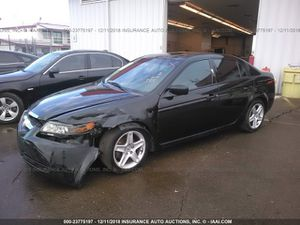 Wrecked 2006 Acura TL for parts only for Sale in Phoenix, AZ