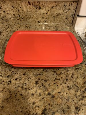 Pyrex Glass Baking Dish for Sale in Irvine, CA