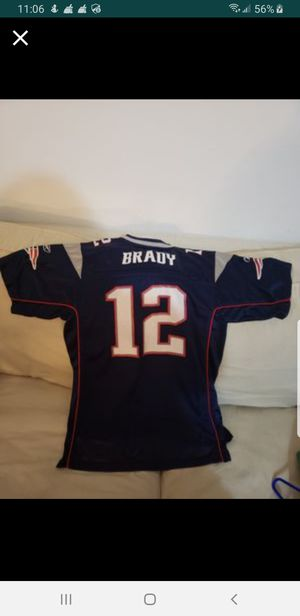 Tom Brady Jersey NFL Patriots oficial tshirt for Sale in Lehigh Acres, FL