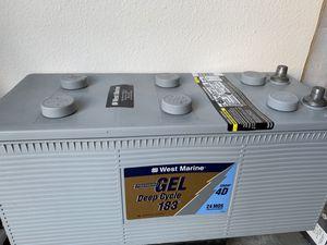 Marine Gel Battery for Sale in Beaverton, OR