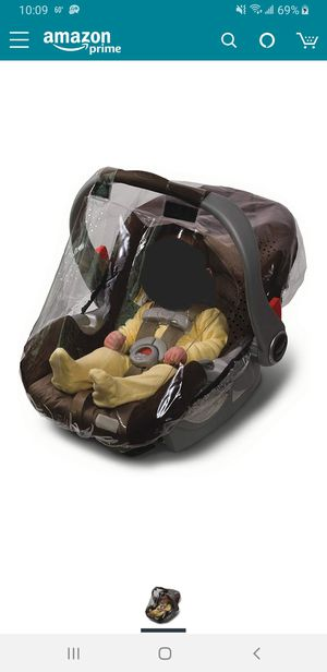 Weathershield for Infant Car Seat for Sale in Everett, WA