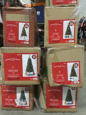 Artificial Christmas trees for sale 6ft and 7ft trees for sale for Sale in Mount Rainier, MD