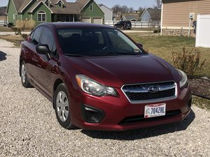 2012 Subaru Impreza for Sale in Marietta, OH