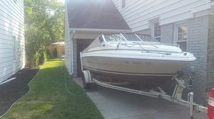 84 sea ray Seville for Sale in Allen Park, MI