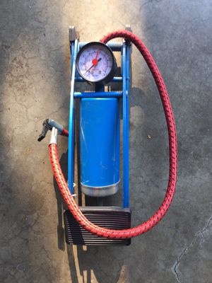 Bicycle or Sports Ball Foot Pump for Sale in Portland, OR