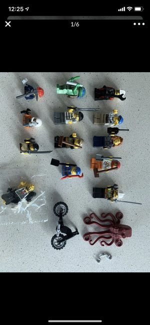 LEGO figures & accessories for Sale in Coral Gables, FL
