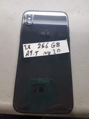 IPhone X 256gb, at&t and cricket, no face ID for Sale in Glendora, CA