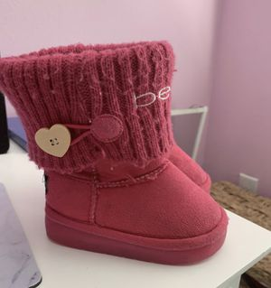 Boots size 7 toddler light up for Sale in Wesley Chapel, FL