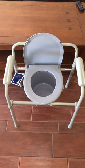 New Drive adult senior commode home health care for Sale in Apple Valley, CA