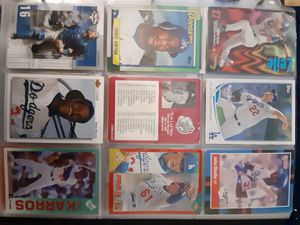 Baseball cards for Sale in Fontana, CA