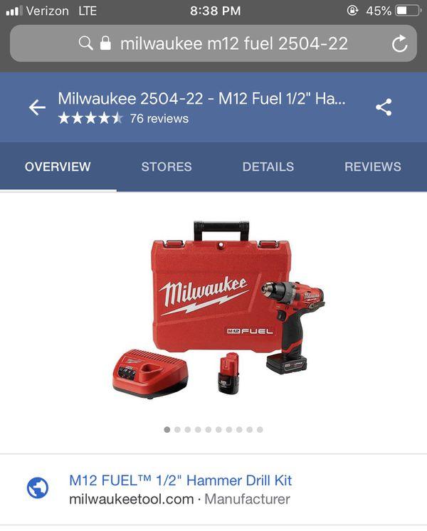 Milwaukee M12