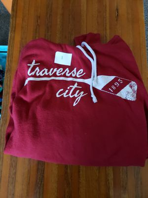 Size L mens hoodies for Sale in Traverse City, MI