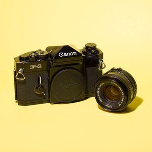Canon F-1 35mm Film Camera for Sale in Berea, OH