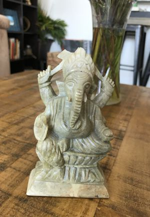 Decor or paperweight elephant Buddha for Sale in Miami, FL