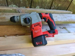 Hammer drill Milwaukee wavs m18 for Sale in Wheaton, MD