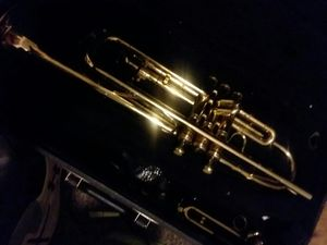 king 2 601 tempo trumpet for Sale in Fairfield, IA