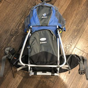 Deuter Kid Comfort II Child Carrier Backpack for Sale in Seattle, WA