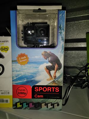 ZAPPS Sports cam for Sale in Charlotte, NC
