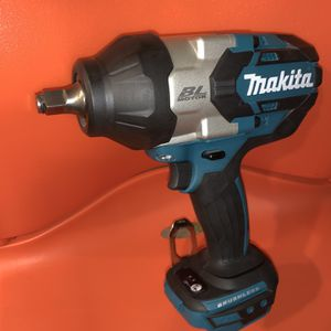 Makita High Torque 1/2in 3 Speed Drive Impact Wrench (tool Only) $220 Price Is Firm for Sale in Bellevue, WA
