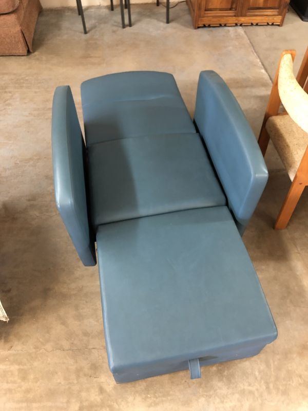 Leather Couch Recliner To Lay Flat Bed Other Table