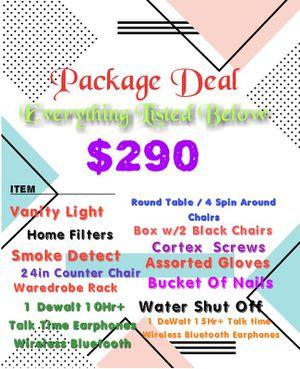 Bundle Deal for Sale in Glendale, AZ