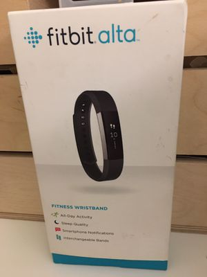 EC Fitbit Alta for sale!! for Sale in Meriden, CT