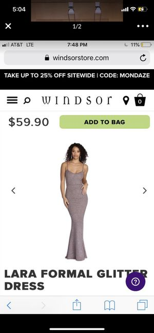 Formal Dress From Windsor for Sale in Jurupa Valley, CA