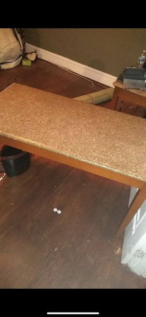 Marble Top Desk (hotel style) for Sale in St. Louis, MO
