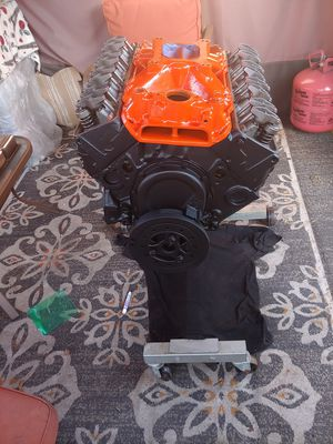 383 stroker sbc 350 engine 350 parts chevy motor chevy crank chevy camshaft arp holley edelbrock chevy intake chevy heads chevy block vortec vortex for Sale in Los Angeles, CA