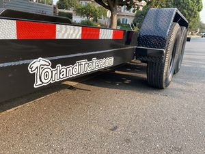 Use this 18 foot trailer hauler utility 120 a day for Sale in San Mateo, CA