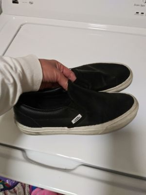 Vans Leather Like 🎁🎁REDUCED PRICE🎁🎁 for Sale in San Jose, CA