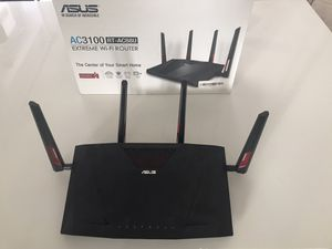 Asus Router RT-AC88u for Sale in Miami, FL