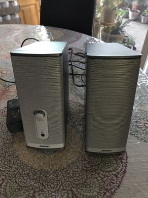 Bose Multimedia Speaker for Sale in Fremont, CA