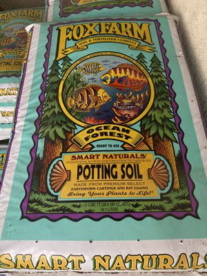 Fox farms soil for Sale in Laguna Niguel, CA