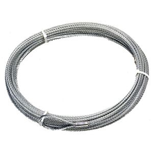 Brand New - WARN 25987 Winch Rope - 5/16 in. x 125 ft. for Jeep, off Road, ATV, trucks Cable Replacment for Sale in Renton, WA
