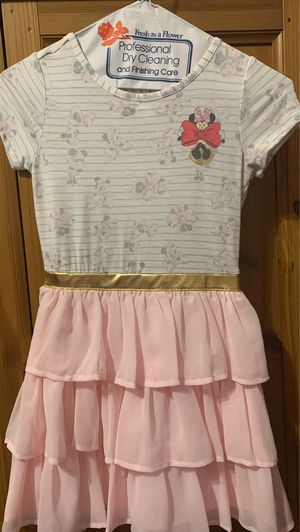 Used once Disney Minnie Mouse size 6 for Sale in Los Angeles, CA