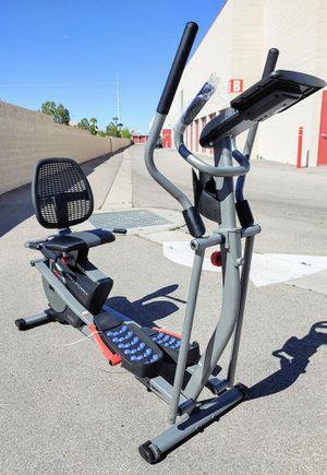 FREE DELIVERY 💥 ProForm PRO Hybrid Elliptical 2 in 1 & Recumbent Bike. ✅ WARRANTY ➡ ProForm RETAIL $700 🚫 for Sale in Las Vegas, NV
