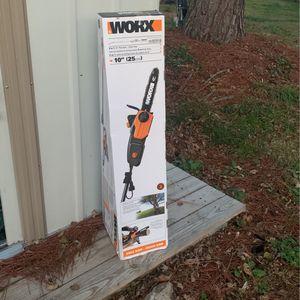 "10"" Worx Pole Saw *BRAND NEW* for Sale in Hampton, VA"