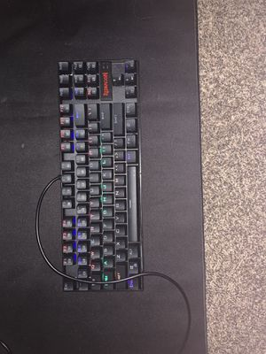 RedDragon Gaming Keybaord & Mouse with XL Mousepad for Sale in Taycheedah, WI