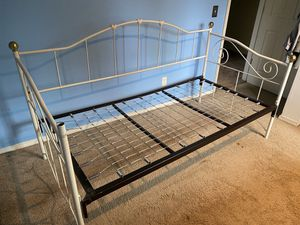 Twin Bed Frame & Mattress for Sale in Enumclaw, WA