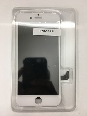 iPhone 8 LCD Digitizer Touch Screen Assembly Part - White for Sale in Lakewood, CA