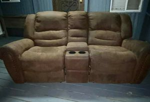 beautiful recliners sofa for Sale in OLD RVR-WNFRE, TX