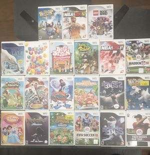 Wii Games for Sale in Silver Spring, MD