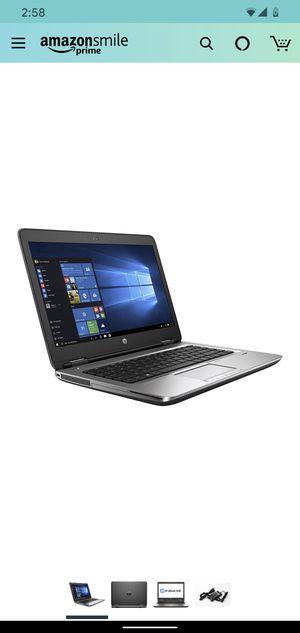 Refurbished HP ProBook 640 G2 Laptop for Sale in Austin, TX
