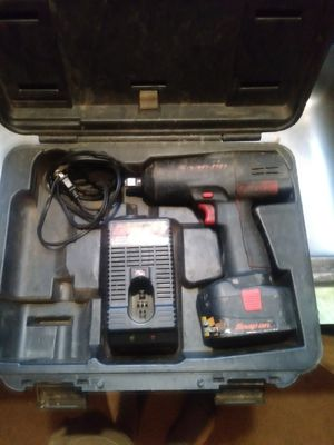 Snap on half inch 18volt impact for Sale in Milton, PA