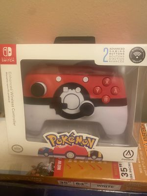 Nintendo Switch Pokemon Wireless Control for Sale in Hartford, CT