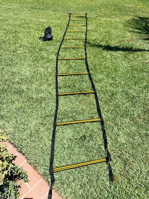 Soccer 12 rung training ladder for Sale in Covina, CA